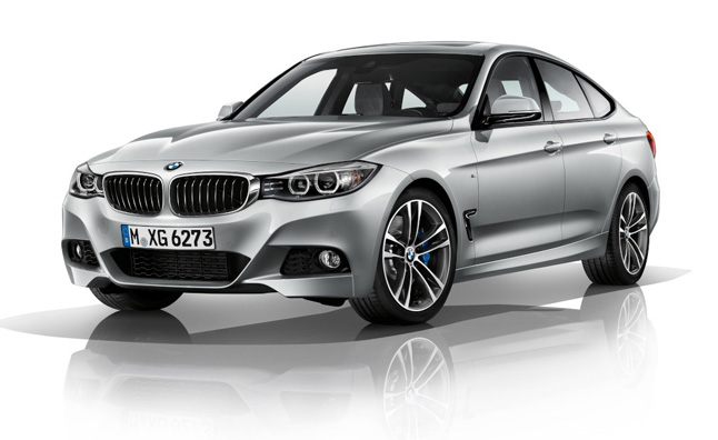 BMW 3 Series Gran Turismo revealed  Speenit